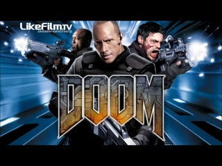 Фильм Дум / Doom (2005) HD Лицензия онлайн кино  Боевик, Ужасы, Фантастика, Триллер
